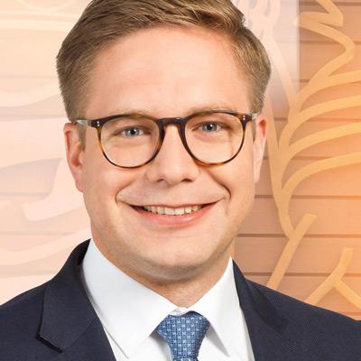 Fabian Gramling CDU Kandidat für den Bundestag